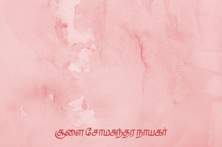 சூளை சோமசுந்தர நாயகர்